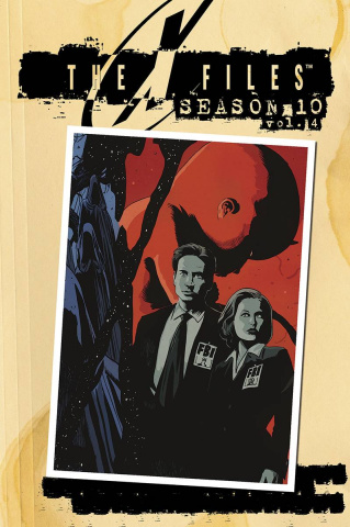The X-Files, Season 10 Vol. 4