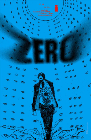 Zero #11 (Horrocks & Muller Cover)