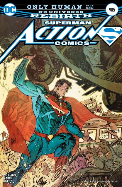 Action Comics #985