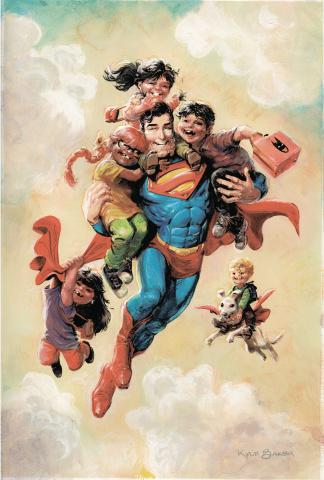 Superman Smashes the Klan #1 (Variant Cover)