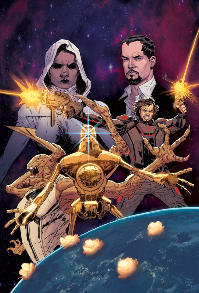Imperium #10 (Evely Cover)