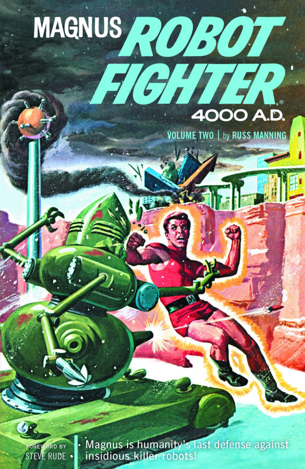 Magnus, Robot Fighter Vol. 2