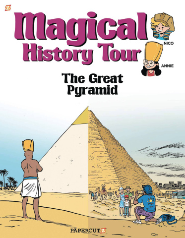 Magical History Tour Vol. 1: The Great Pyramid