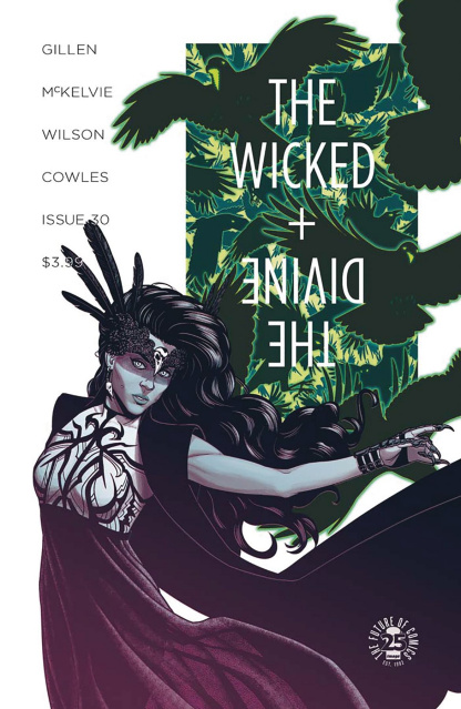 The Wicked + The Divine #30 (McKelvie & Wilson Cover)