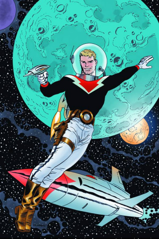 Flash Gordon #1 (Rare Cooke Virgin Cover)