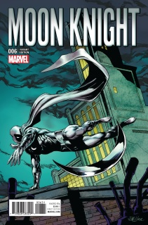 Moon Knight #6 (Classic Cover)