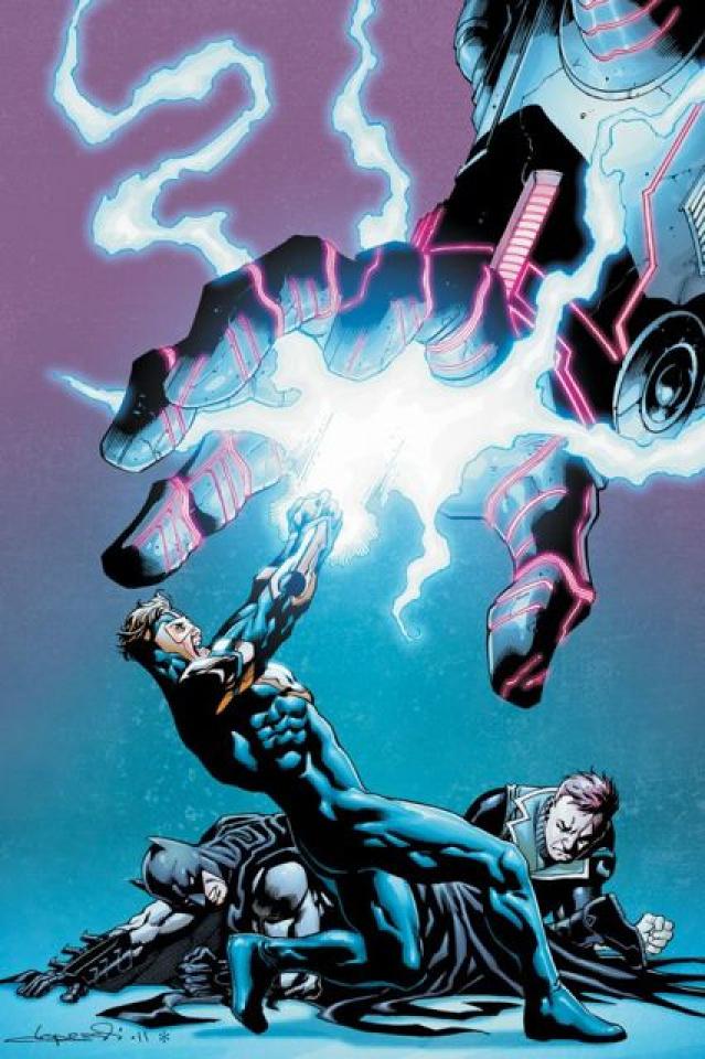 Justice League International #2