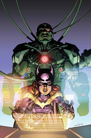 Injustice: Gods Among Us, Year Five #16