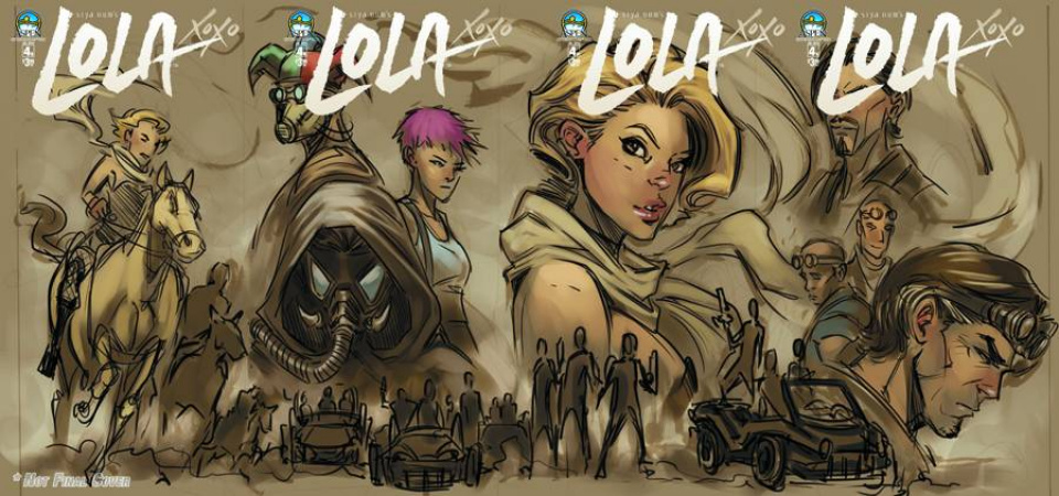 Lola XOXO #4