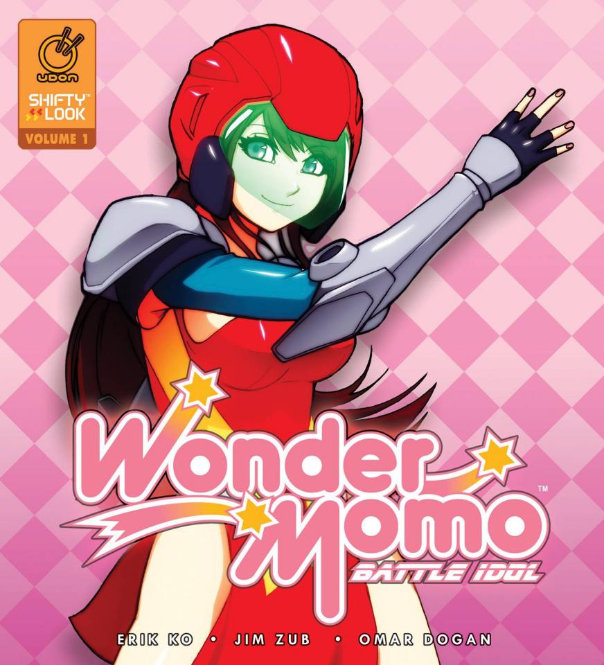 Wonder Momo: Battle Idol Vol. 1