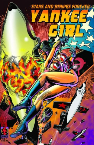 Yankee Girl: Stars & Stripes Forever #1