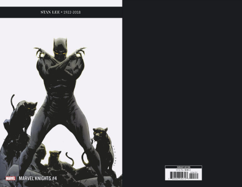 Marvel Knights: 20th Anniversary #4 (Jae Lee Cover)
