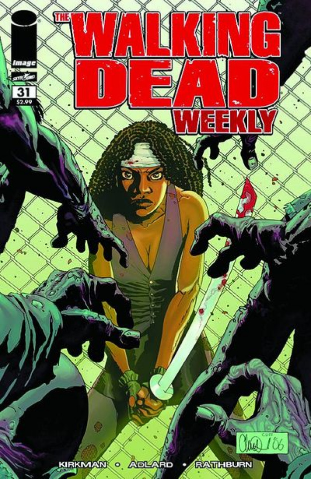 The Walking Dead Weekly #31