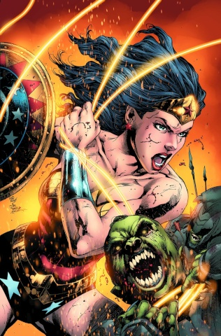 Sensation Comics Featuring Wonder Woman #3