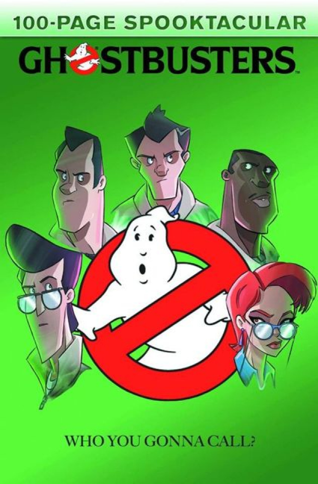The Ghostbusters: 100 Page Spooktacular