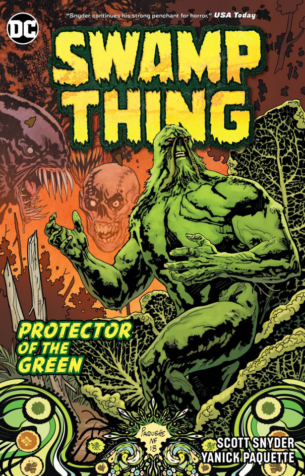 Swamp Thing: Protector of the Green (DC Essential Edition)