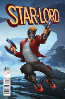 Star-Lord #1 (Animation Cover)