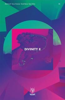 Divinity II #4 (Muller Cover)