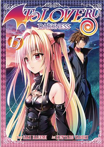 To Love Ru: Darkness Vol. 17