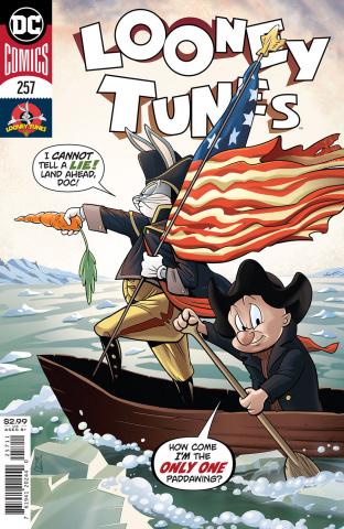 Looney Tunes #257