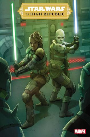 Star Wars: The High Republic #10