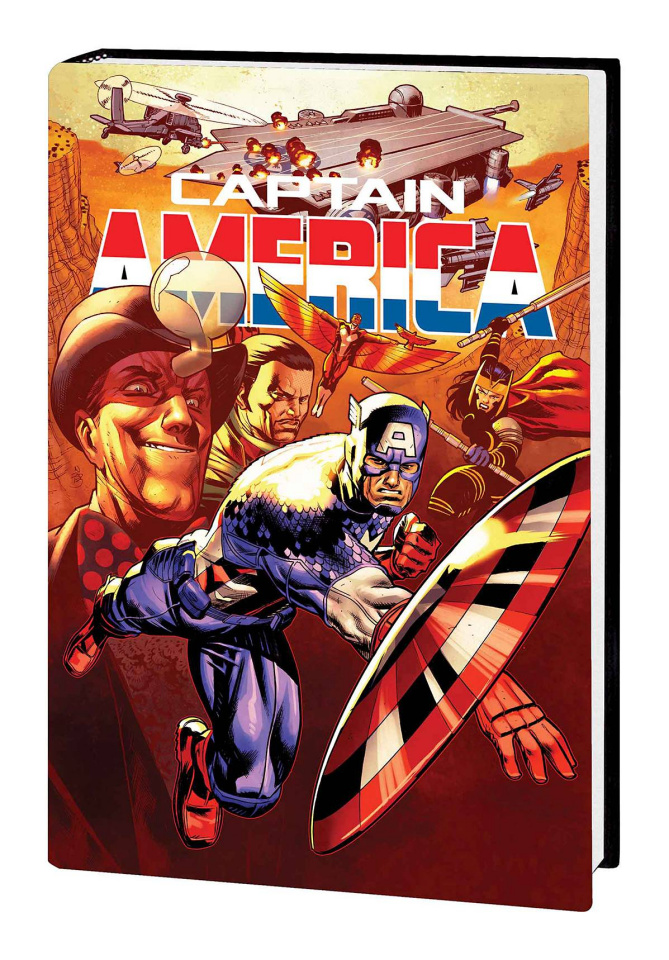 Captain America Vol. 4: The Iron Nail