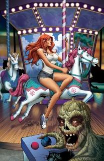 Spirit Hunters #2 (Salonga Cover)