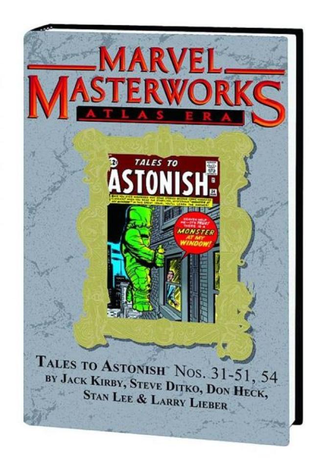Atlas Era Tales To Astonish Vol. 4 (Marvel Masterworks)