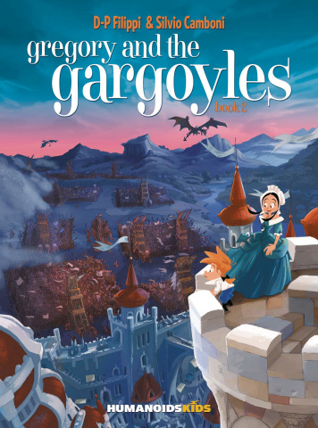 Gregory and the Gargoyles Vol. 2