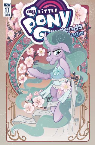 My Little Pony: Legends of Magic #11 (Fleecs Cover)