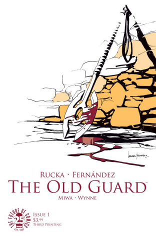 The Old Guard #1 (3rd Printing)