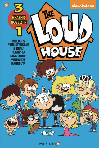 The Loud House Vol. 3 (3-in-1 Edition)
