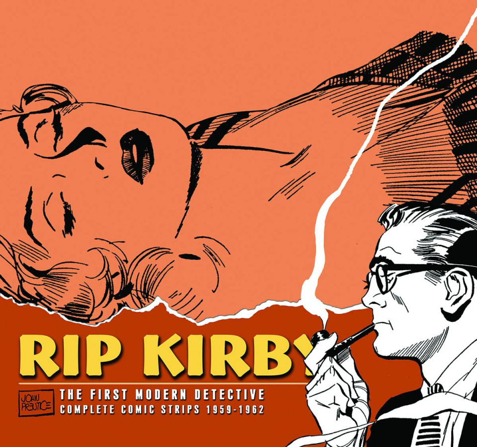 Rip Kirby Vol. 6