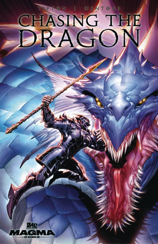 Chasing the Dragon #2 (10 Copy Dunbar Cover)