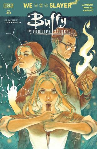 Buffy the Vampire Slayer #30 (Frany Cover)