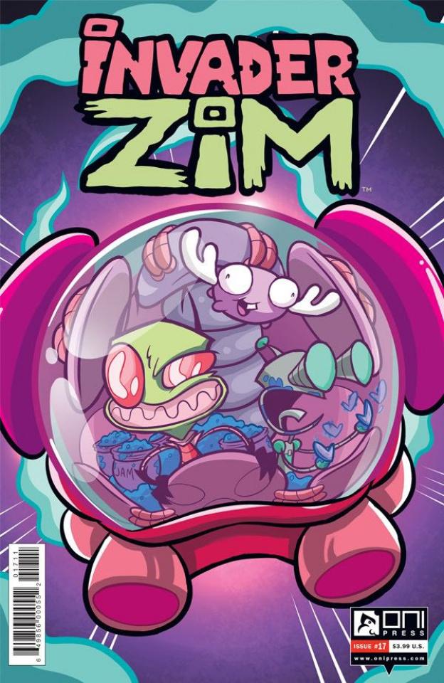 Invader Zim #17