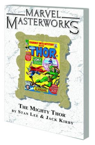Marvel Masterworks: Mighty Thor Vol. 2 Variant
