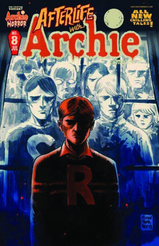 Afterlife With Archie #8 (2nd Printing Francavilla Cover)
