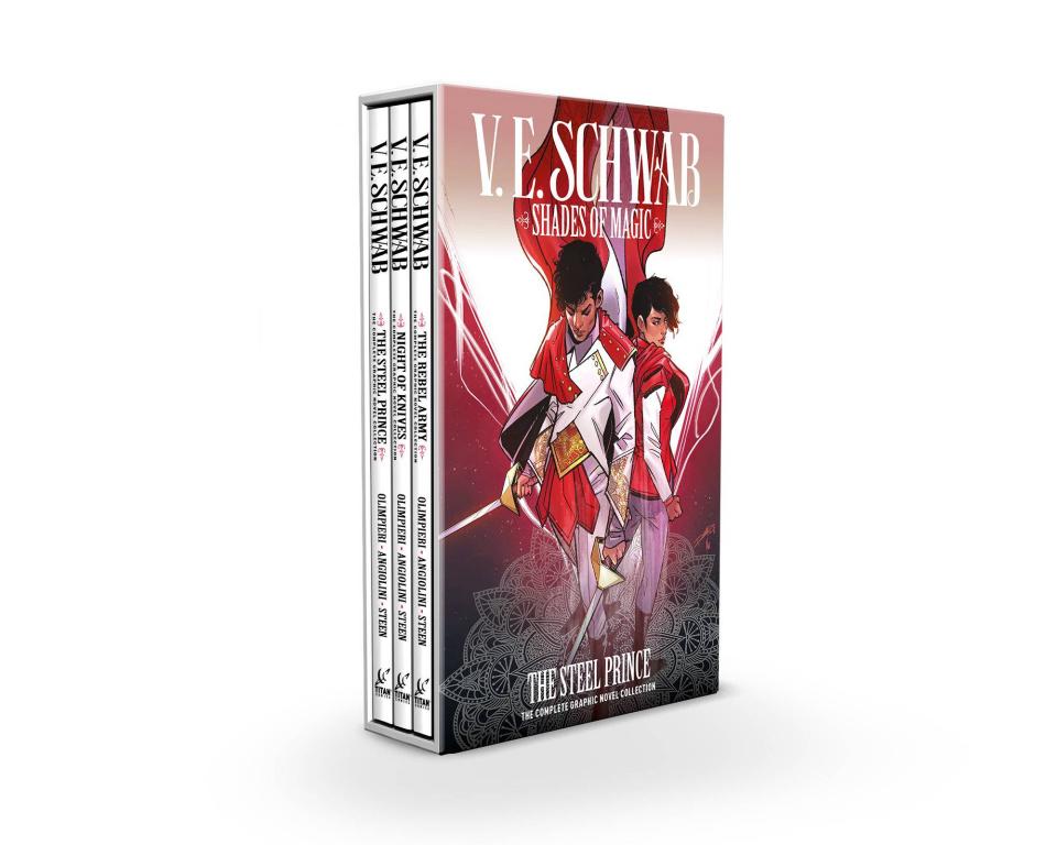 Shades of Magic: The Steel Prince (Box Set)