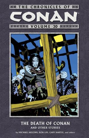 The Chronicles of Conan Vol. 30: The Death of Conan