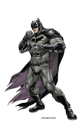 Batman: Rebirth #1 (Variant Cover)