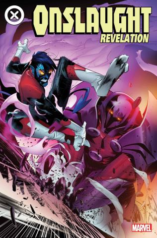 X-Men: Onslaught Revelation #1 (Vicentini Cover)