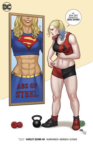 Harley Quinn #48 (Variant Cover)