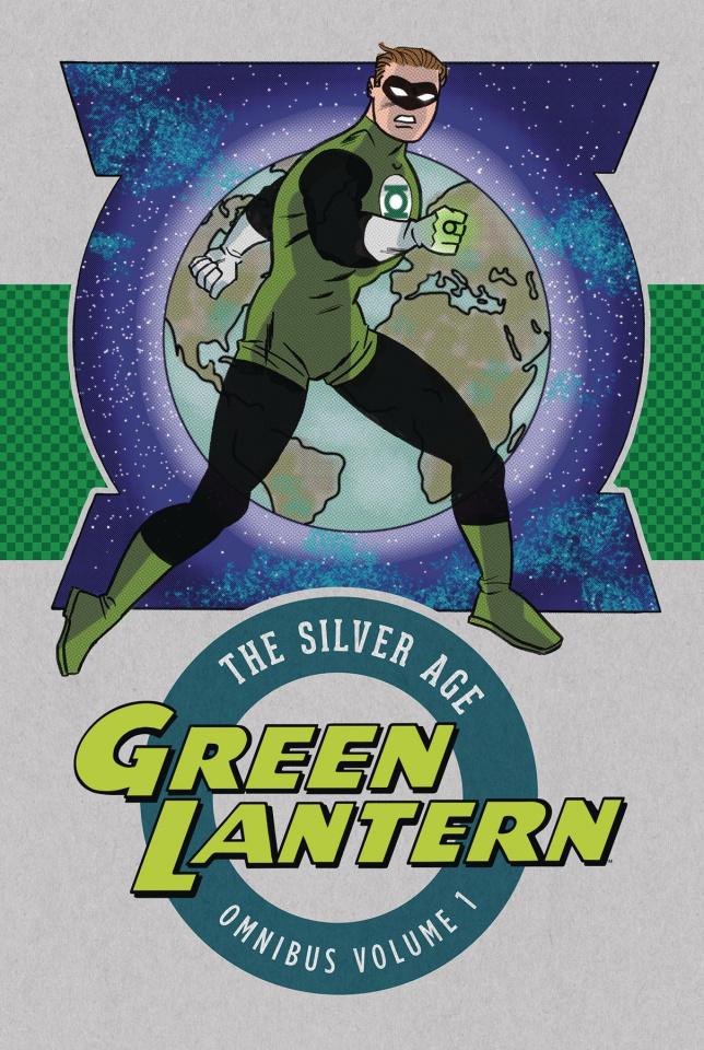 Green Lantern: The Silver Age Vol. 1 (Omnibus)