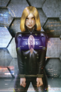 Robyn Hood: The Hunt #1 (Meguro Cover)