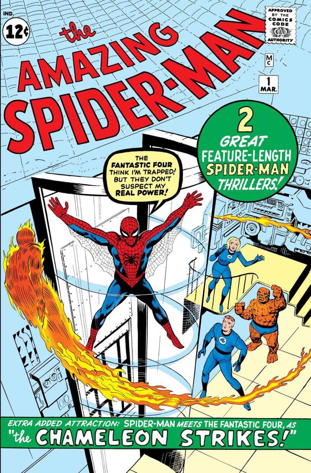 The Amazing Spider-Man #1 (True Believers)