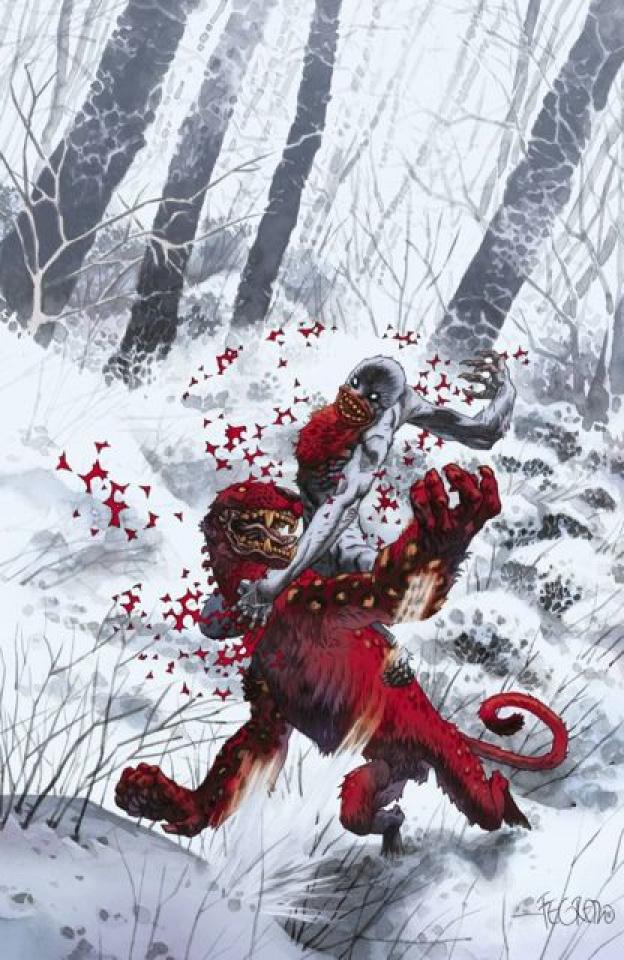 B.P.R.D.: Hell On Earth - The Long Death #3