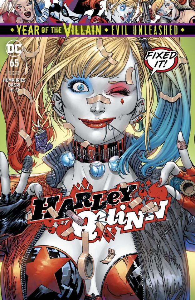 Harley Quinn #65 (Year of the Villain)
