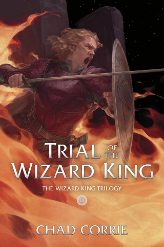 Trial of the Wizard King Book Two