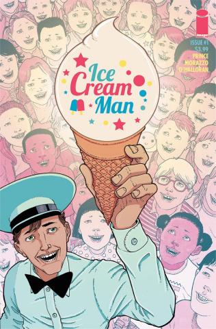 Ice Cream Man #1 (Morazzo & O'Halloran Cover)